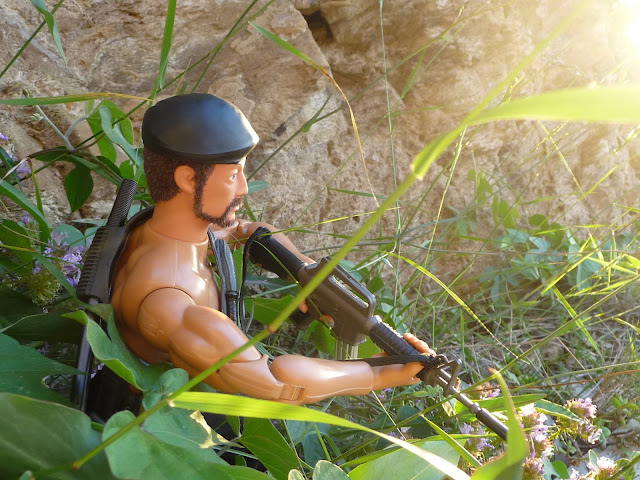 GeyperMan G.I.JOE ActionMan JOE SuperTemerario Falcon Estrela Action JOE