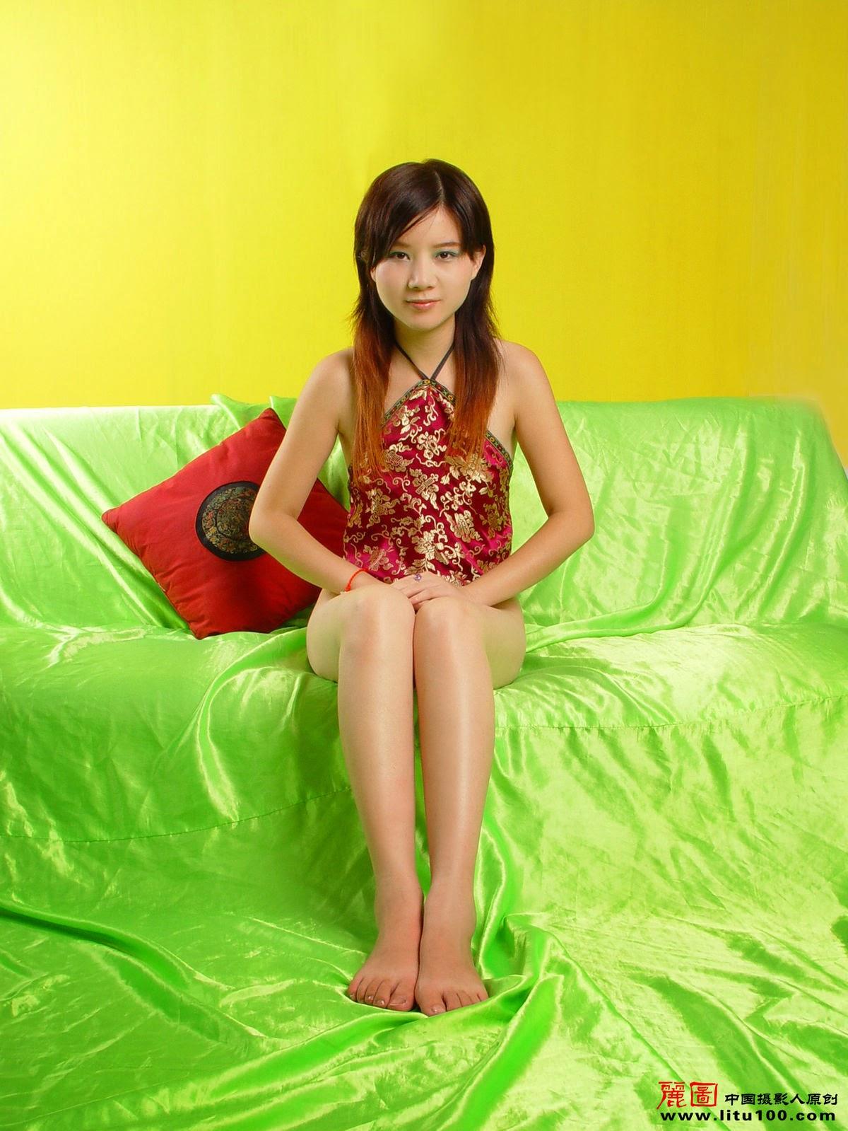Chinese Nude Model Zu [Litu100] | 18+ gallery photos
