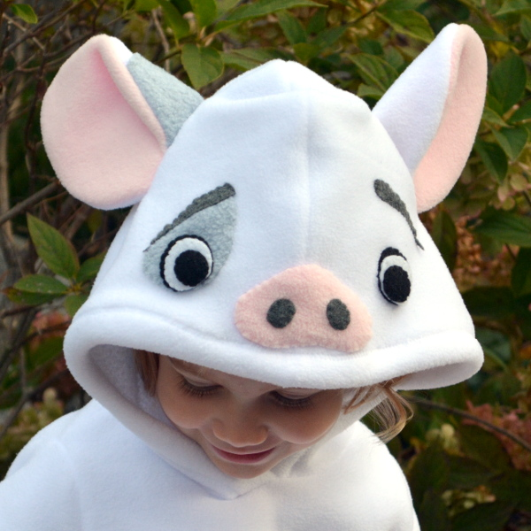 cozy birdhouse | moana pua the pig costume