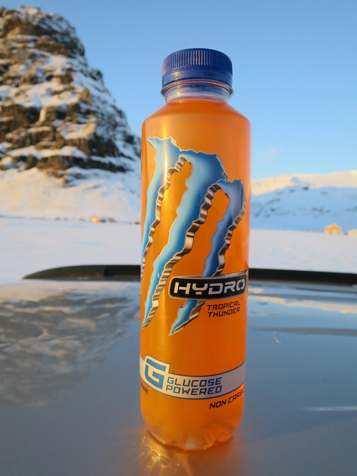 Energy Plattform: Monster Energy - Hydro Tropical Thunder