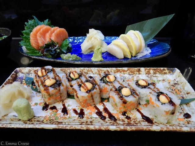 Pan Chai Luxury Sushi Harrods Adventures of a London Kiwi