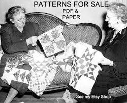 PATTERNS FOR SALE: Digital & Paper