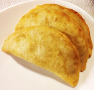 gluten free pork empanadas