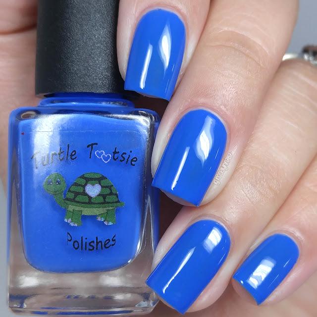 Turtle Tootsie Polishes - Blue Ranger
