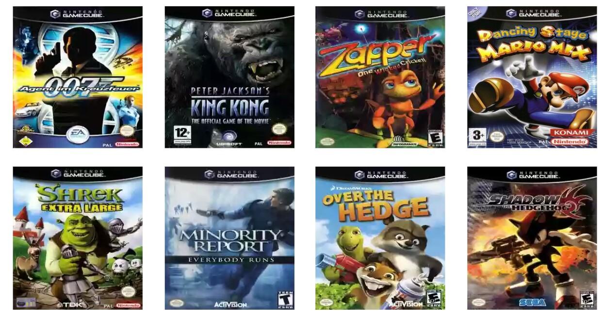 Top 17 Gamecube ROMS for Dolphin Emulator