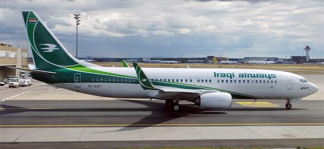 Irak Uçak Bileti