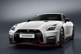 Τo 2017 Nissan GT-R NISMO