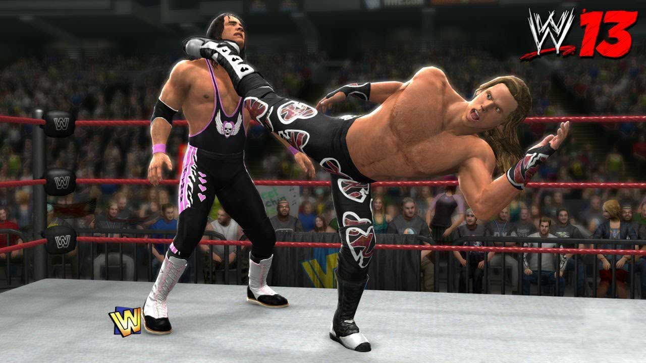 تحميل لعبة WWE 13