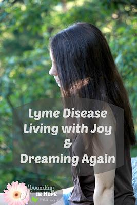 Lyme, Joy, Dreaming