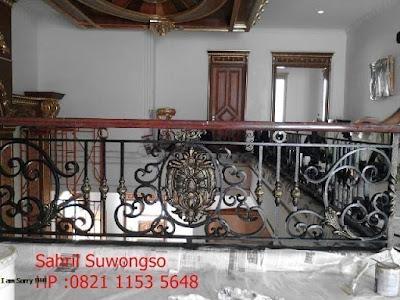 balkon besi tempa terbaru adalah balkon klasik