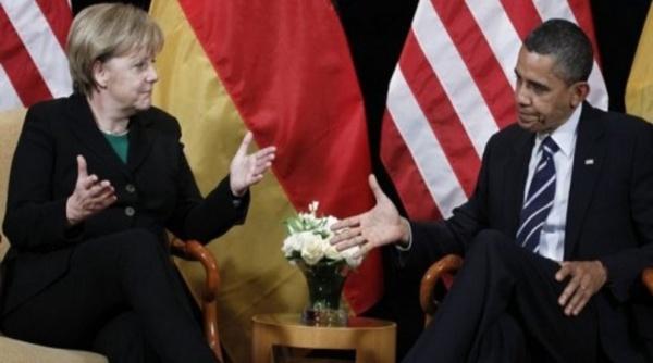 Merkel: No habrá acuerdo de libre comercio entre EE.UU. y la UE