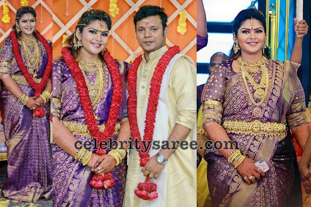 Parthiban Daughter Abhinaya Wedding