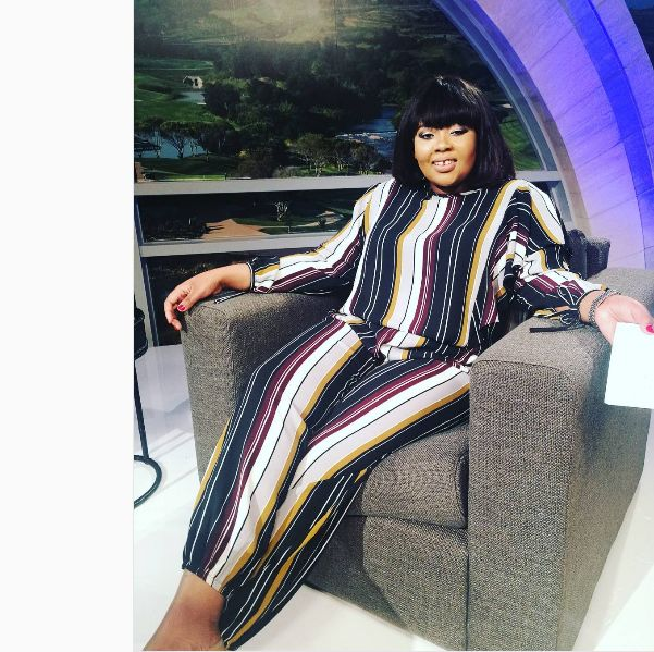 Umlilo actress Omuhle Gela finally shows off her bae