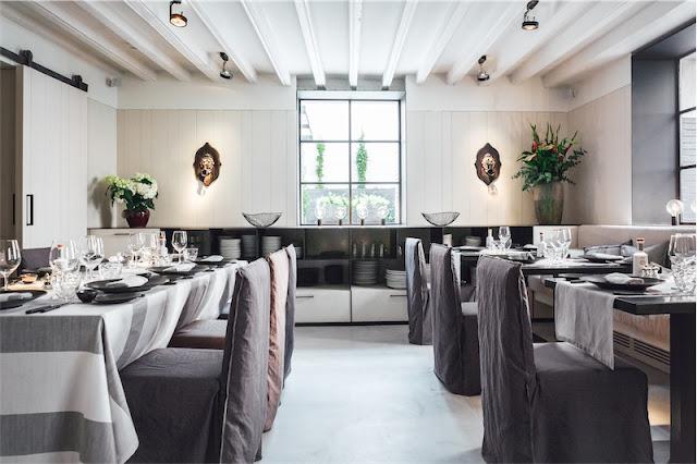 Sant Francesc hotel singular en Mallorca restaurant chicanddeco