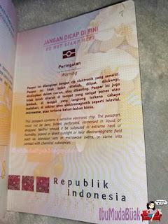 epaspor indonesia paspor biometrik