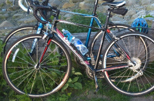 Stolen Bicycle - Giant Avail 3
