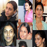 Bollywood Actress Without Make up Looks Ugly