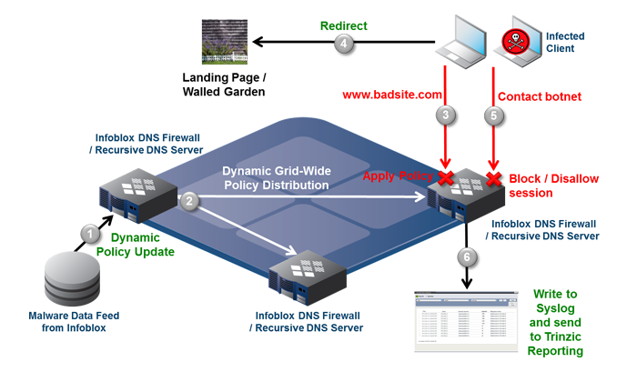 Trying Infoblox DNS Firewall - Part I ~ Hacking while you're