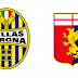 Verona - Genoa in dutching
