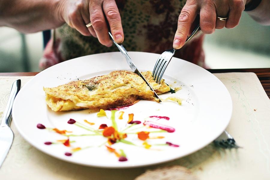 egg omlett