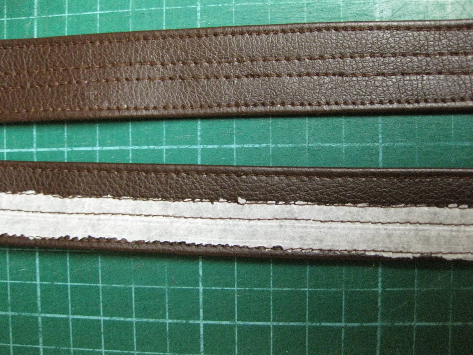 How To Sew with Faux Leather - Sew Sweetness