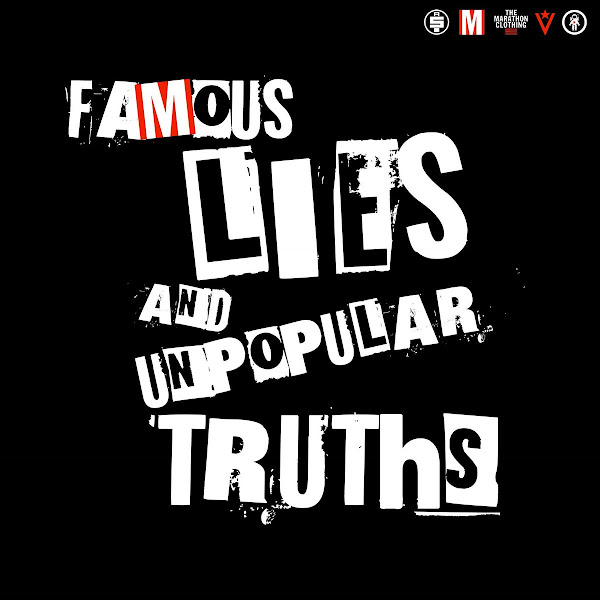 Nipsey Hussle - Famous Lies & Untold Truths - EP Cover