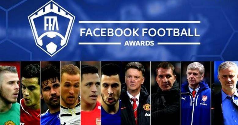 Facebook tendrá sus propios Football Awards