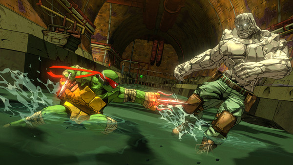 GameGokil.com - Download  Teenage Mutant Ninja Turtles Mutants in Manhattan Single Link Iso