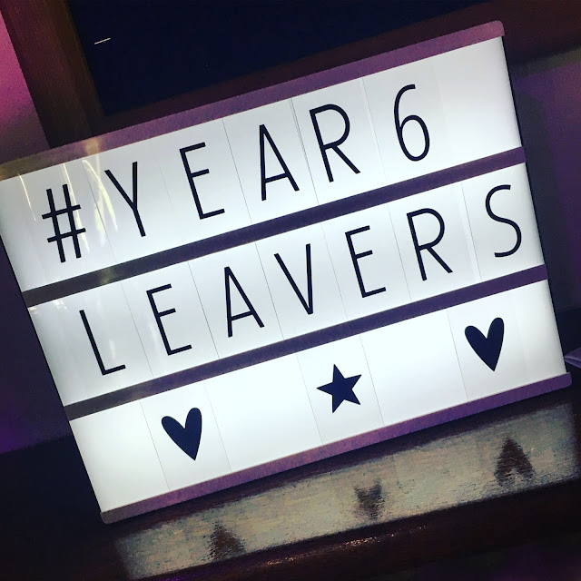 Year six leavers party