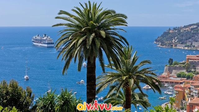 Vùng Riviera của Pháp