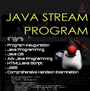 Program JAVA STREAM