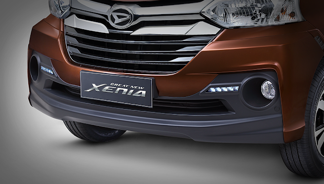 Bumper Depan Great New Xenia