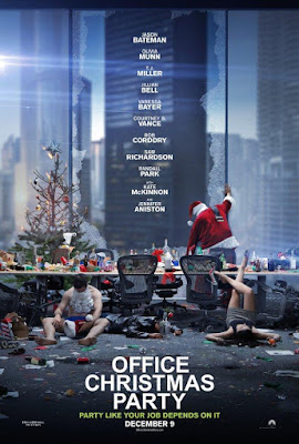 Office Christmas Party 2016 DVD Custom NTSC Sub
