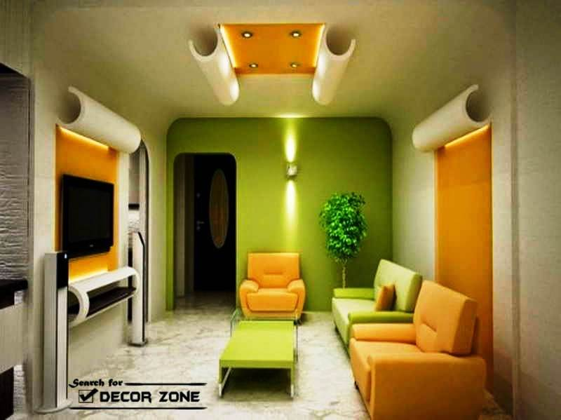 Kombinasi Cat Ruang Tamu Minimalis 3 Warna