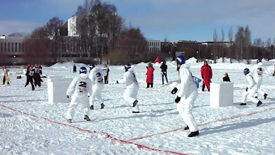 Vardø - Rumbo al Círculo Polar Ártico