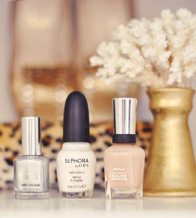 neutral nail polishes