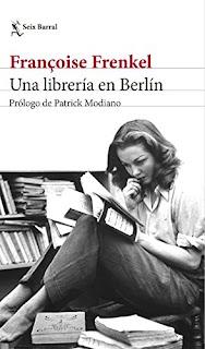 """""""Una librería en Berlín"""" - FranÇoise Frenkel"""