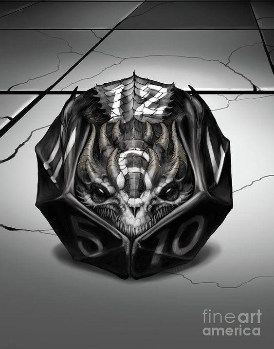 Dragão d12