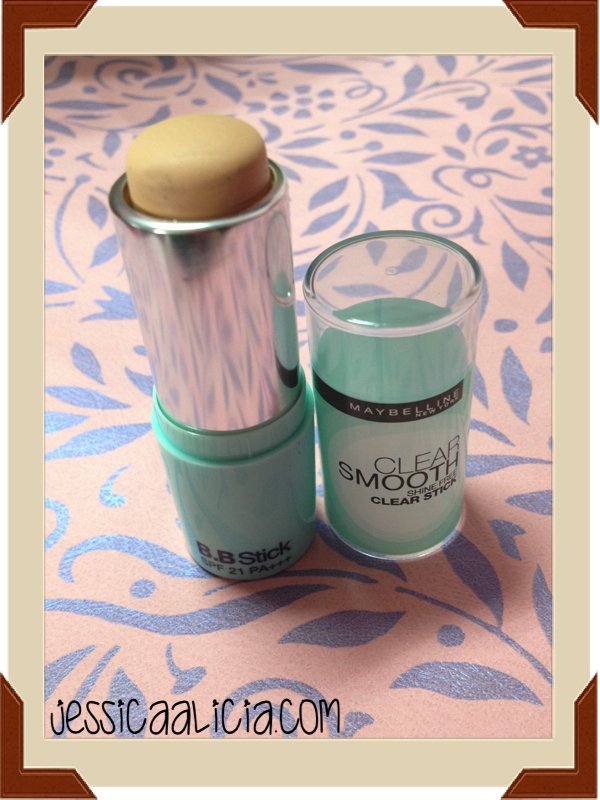 [Review] Maybelline Clear Smooth BB Stick by Jessica Alicia
