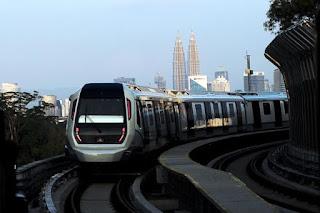 MRT Sungai Buloh-Kajang Mula Beroperasi