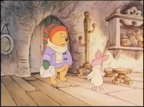 Winnie The Pooh And Christmas Too.Animation Recaps And Other Stuff Winnie The Pooh And
