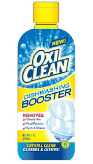 OxiClean Dishwashing Booster