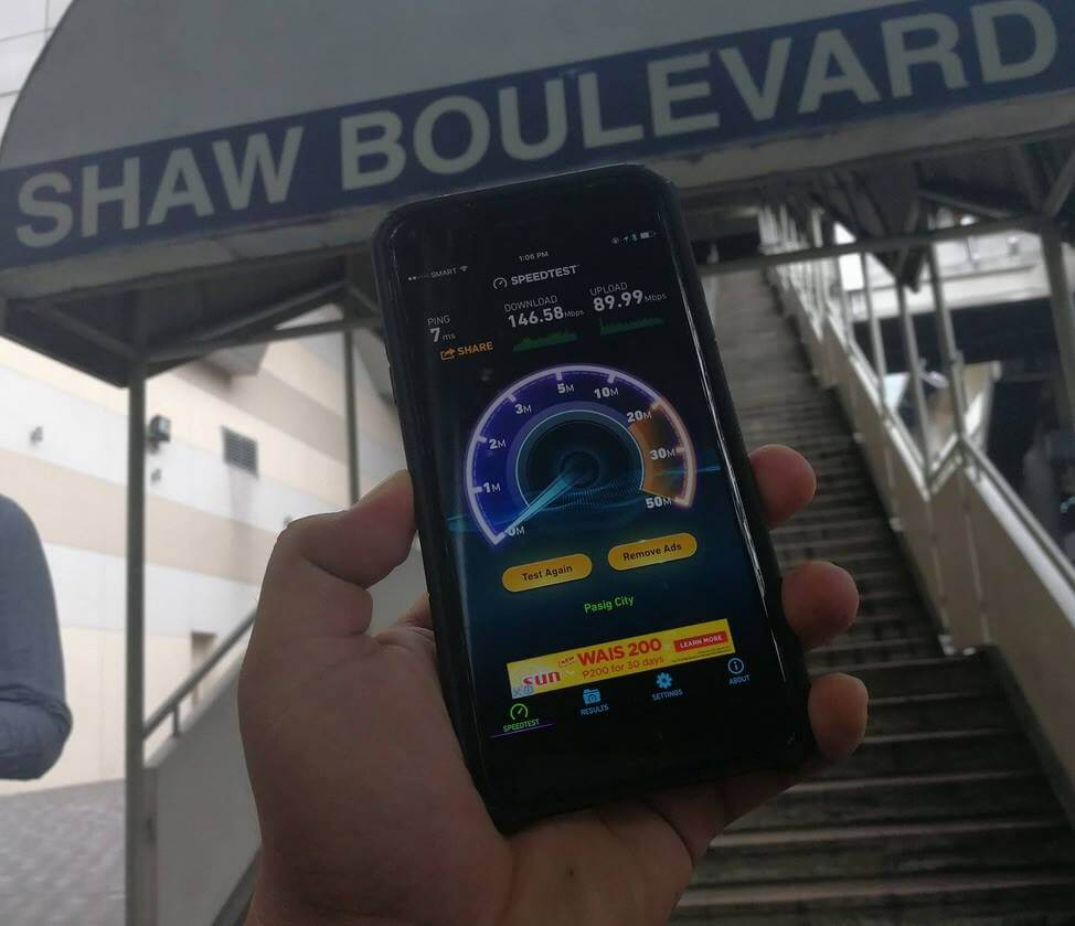 NTC Free Wi-Fi Project Targets To Cover Entire EDSA By October