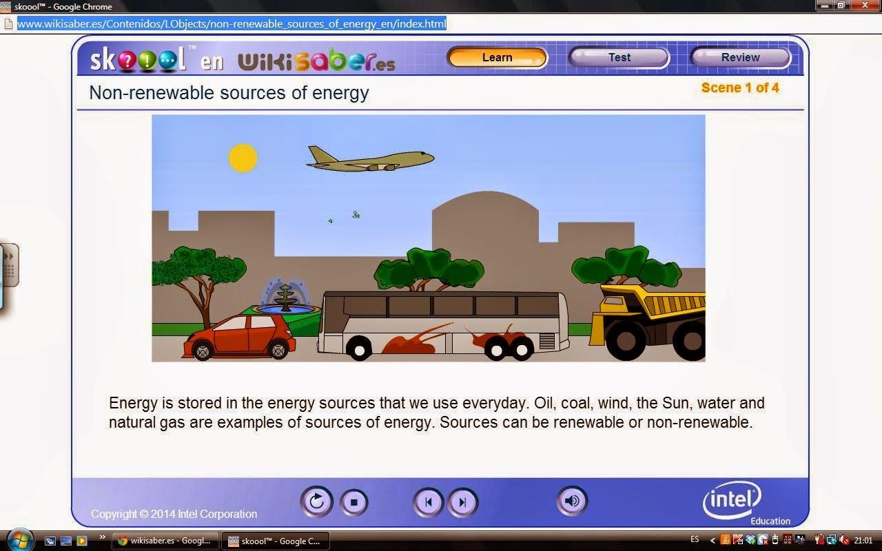 Mrs Eva S 4th And 5th Grade Class Renewable And Non