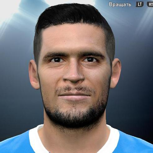 PES 2016 Vincent Laurini (Empoli) Face by Andrey_Pol