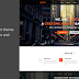 Ygrette Multipurpose Parallax PSD Landing Page