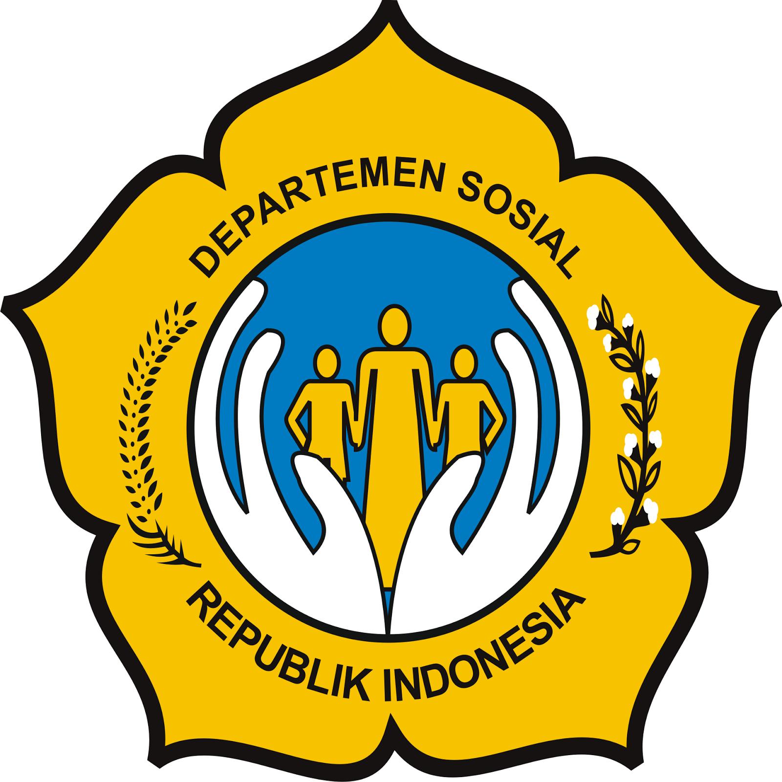 Logo Departemen Sosial Republik Indonesia (DEPSOS
