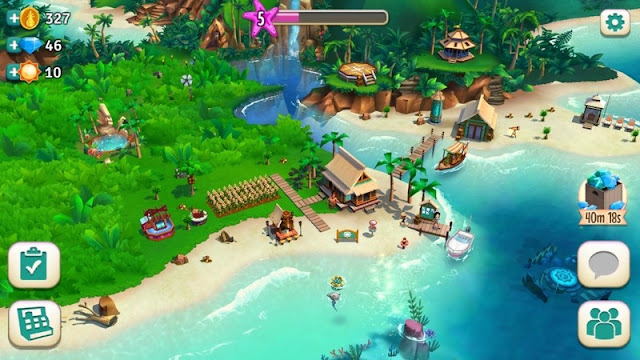 Download FarmVille: Tropic Escape Android MOD zona-games.com