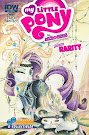 My Little Pony Micro Series #3 Comic Cover Double Midnight Variant