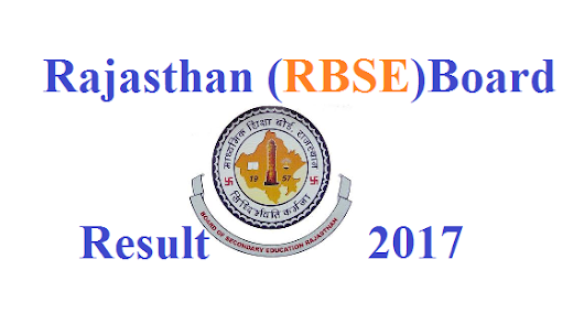 RBSE Board 10th/12th Timetable 2017
